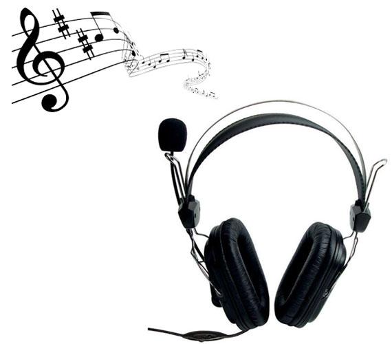 Tai nghe SoundMax AH 302