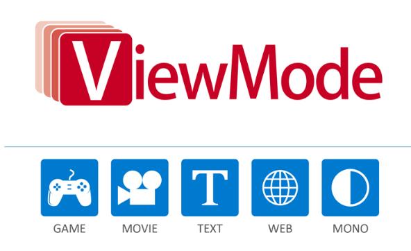 View Mode cho từng trải nghiệm