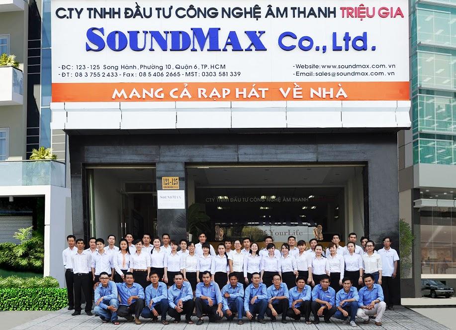 công ty Soundmax
