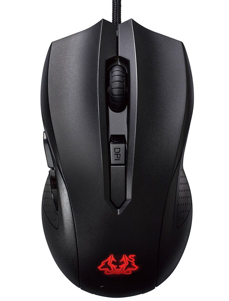 Chuột máy tính Asus CERBERUS