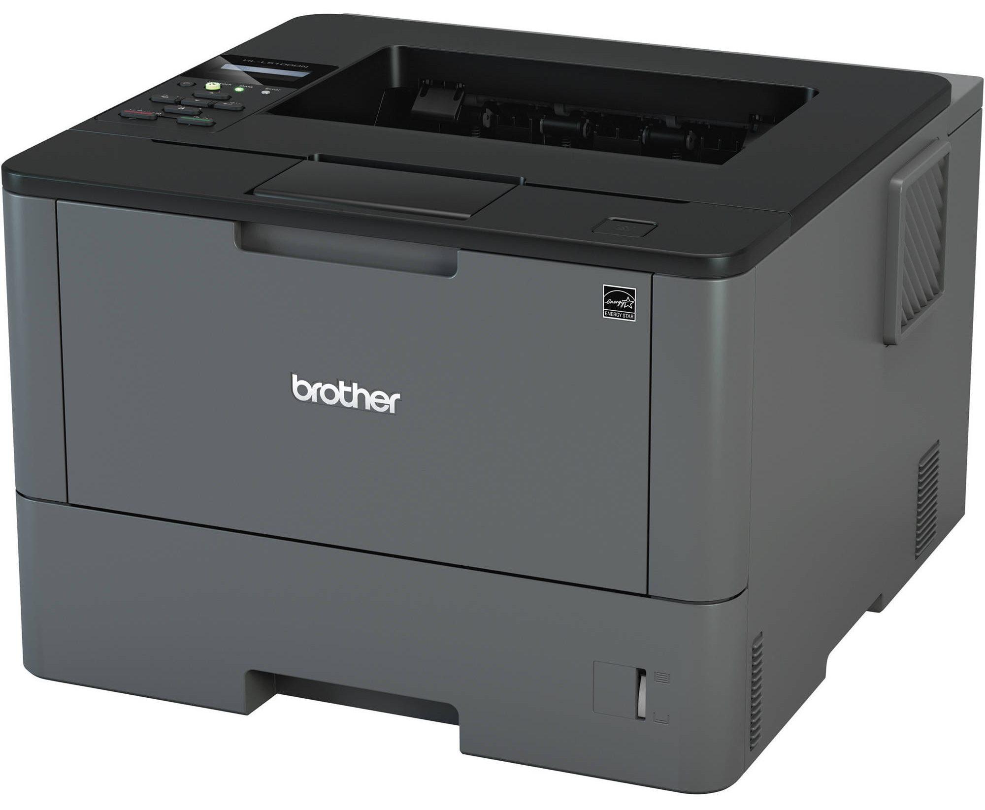 Máy in laser trắng đen BROTHER HL-L5100DN giúp hiệu quả công việc được tăng cao