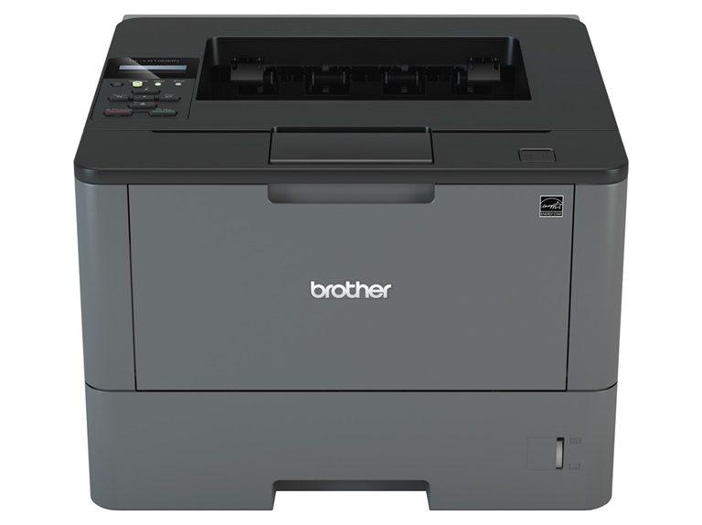 Máy in laser trắng đen BROTHER HL-L5100DN thiết kế đẹp mắt phù hợp với mọi không gian làm việc