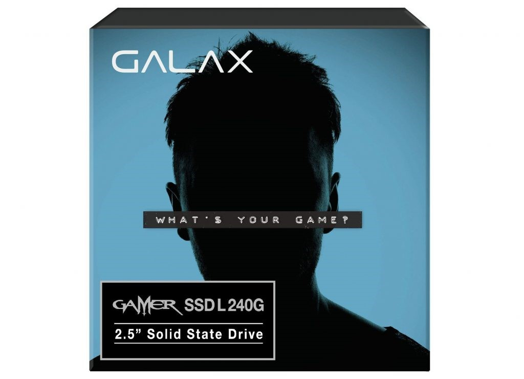 Ổ cứng SSD Galax Gamer L S11 2.5 240GB SATA III