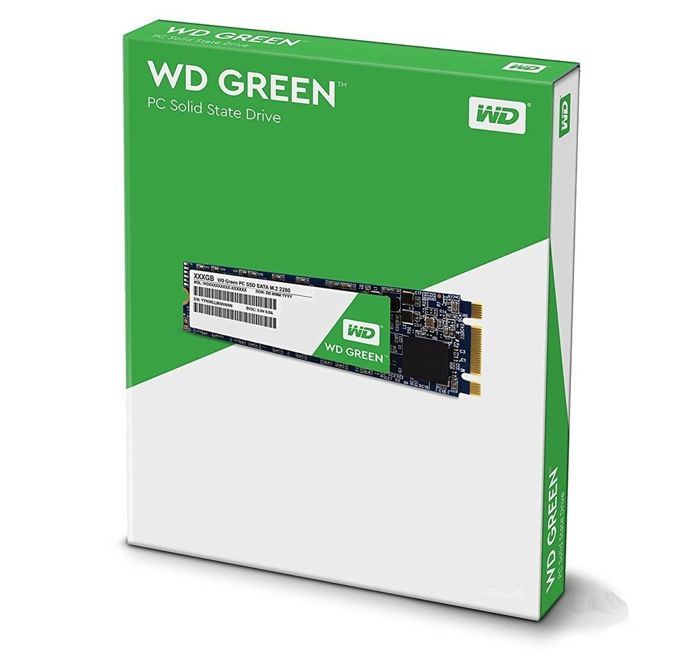 ổ cứng SSD WD 120GB M.2