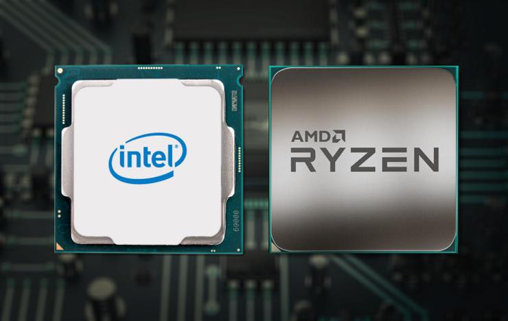 CPU-Ryzen&Intel