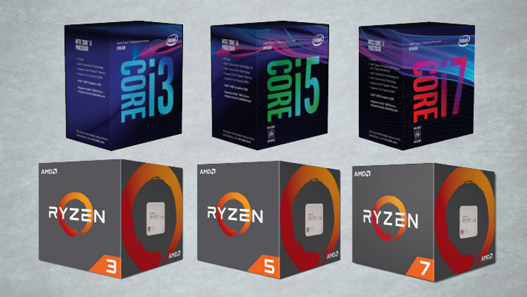 CPU-Ryzen-Intel