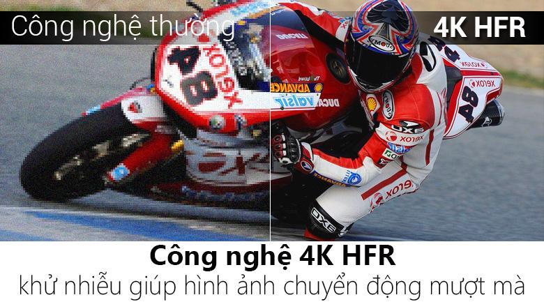 4k HFR đem tới hình ảnh chân thực nhất