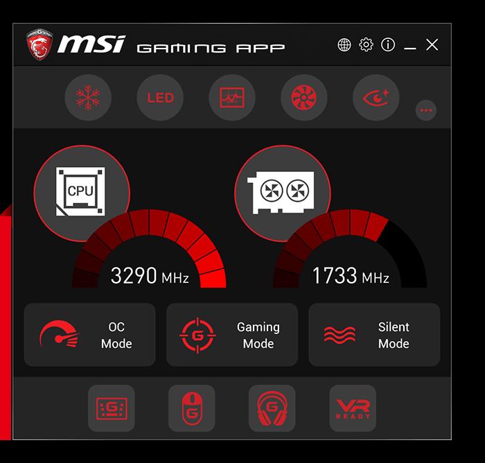 Card màn hình Msi 4GB GTX1050Ti Gaming X 4G