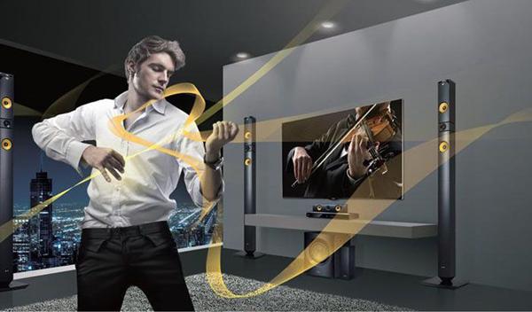 Dolby Digital đem tới chất lượng âm thanh vượt trội