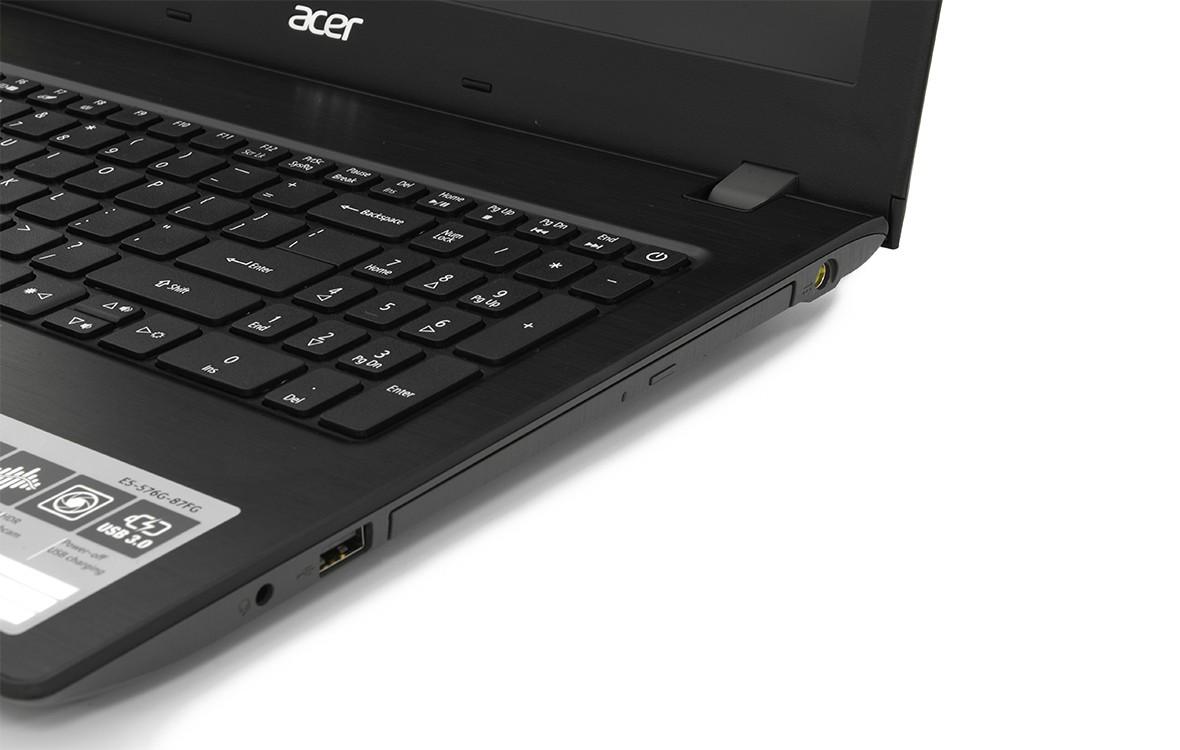 Laptop Acer Aspire E5-576-54WQ (NX.GRYSV.001) (Đen)