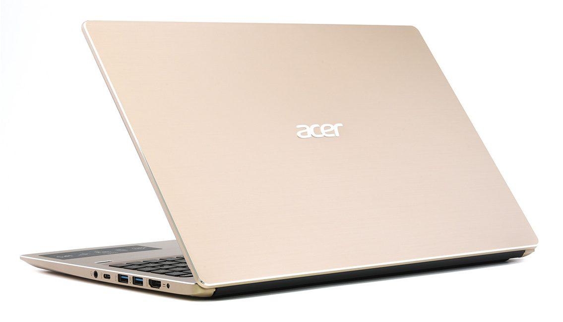 Laptop Acer Swift 3 SF315-52-38YQ (NX.GZBSV.003) (Vàng)