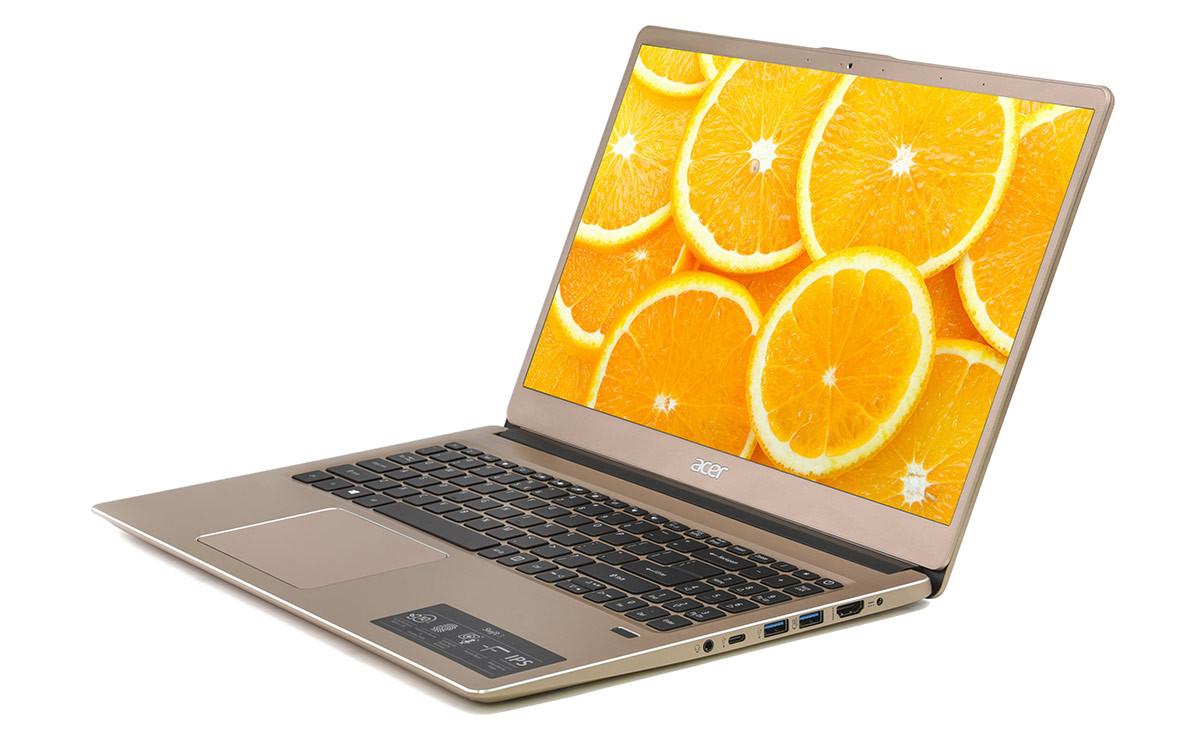 Laptop Acer Swift 3 SF315-52-52Z7 (NX.GZBSV.004) (Vàng)