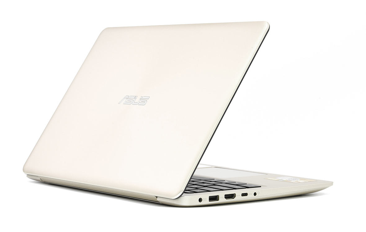 Laptop Asus A411UA-BV834T (I3-7020U) (Vàng)