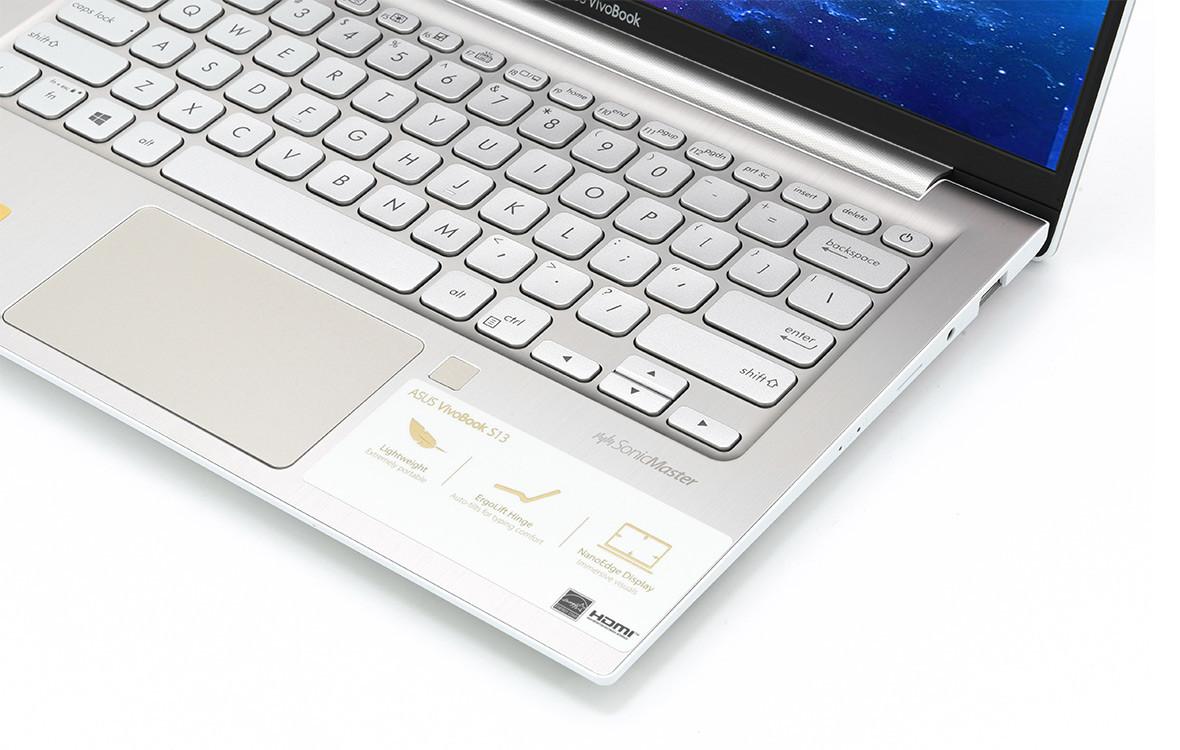Laptop Asus S330UA-EY023T (i5-8250U) (Vàng)