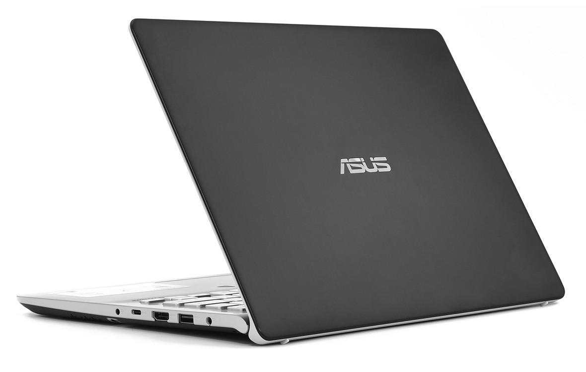 Laptop Asus S430UA-EB002T (i3-8130U) (Gun metal)