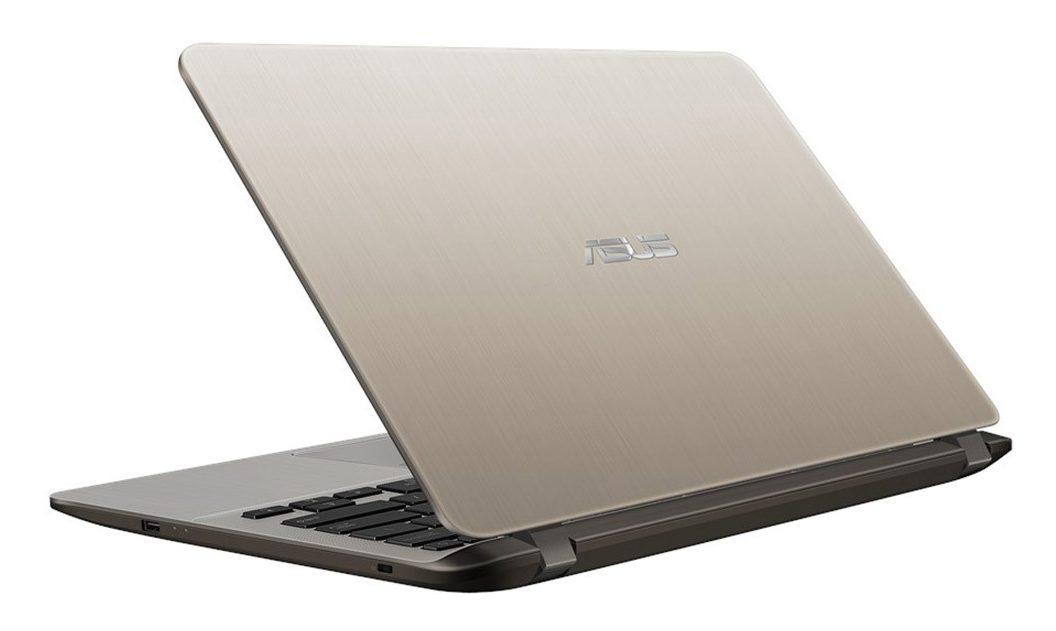 Laptop Asus X407UA-BV308T (i5-8250U) (Vàng)