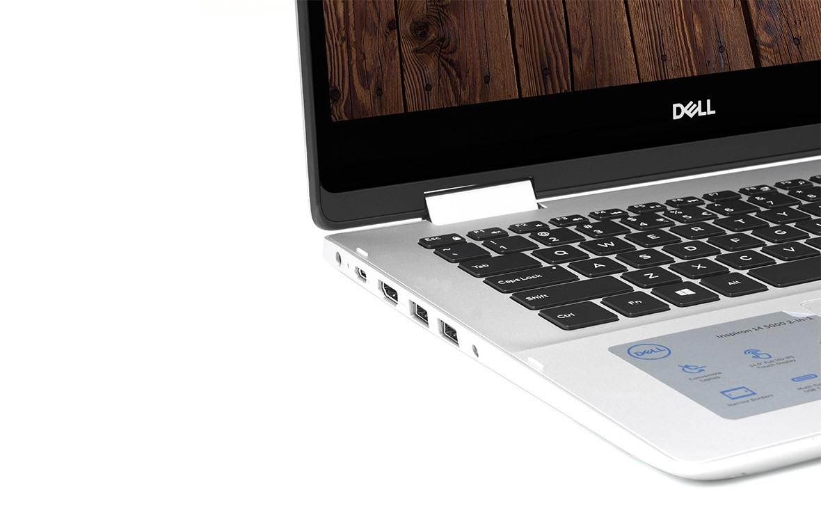 Laptop Dell Inspiron 5482-C4TI5017W (Bạc)