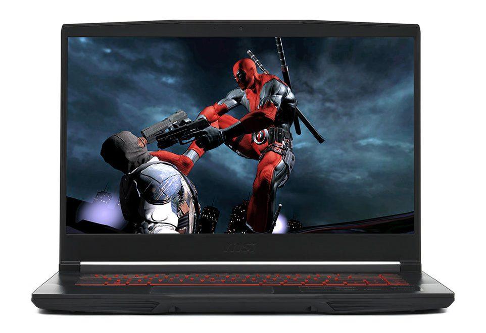 Laptop MSI GF63 8RD-243VN(i7-8750H) (Đen)