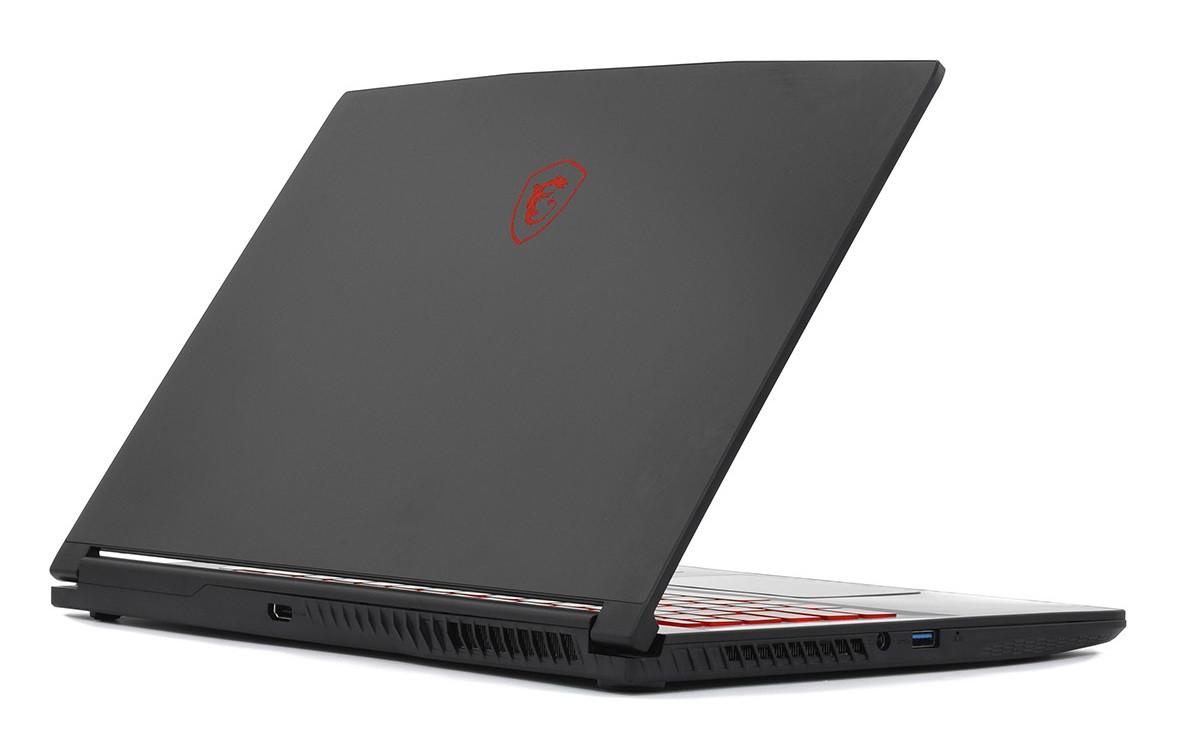 Laptop MSI GF63 8RD-221VN (i7-8750H) (Đen)