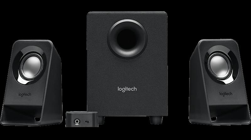 Loa Logitech Z213 (2.1)