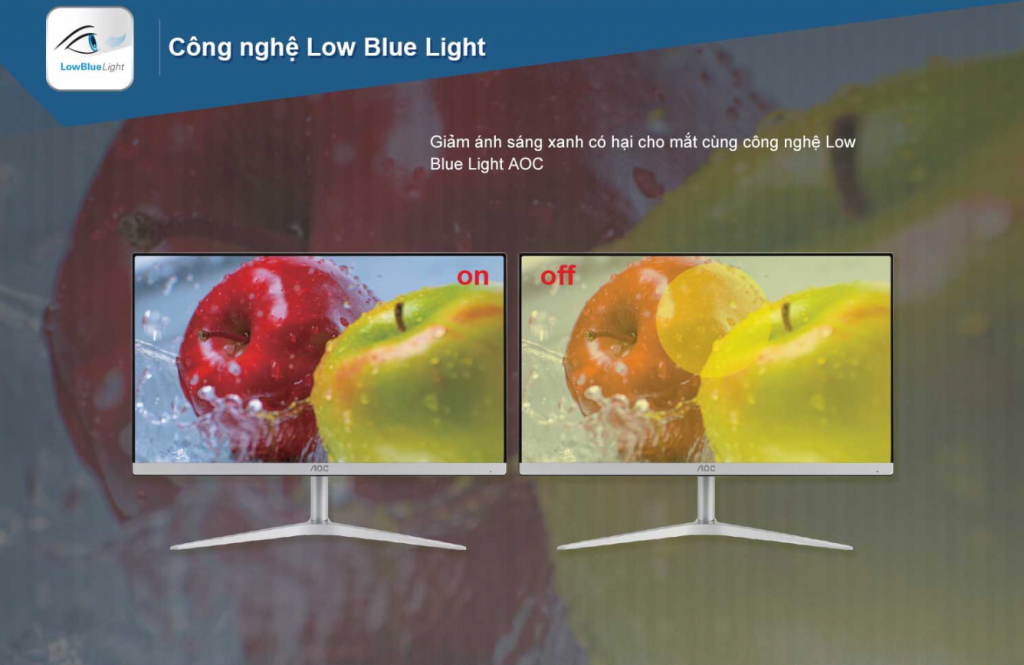 Màn hình LCD AOC 21,5'' I2289FWH