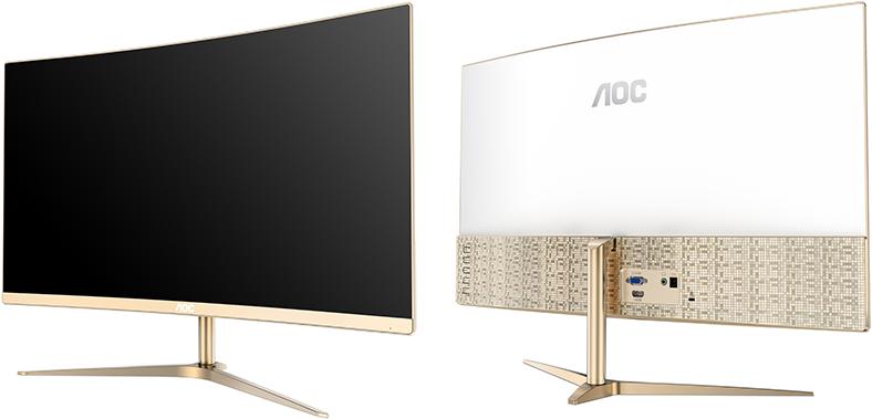 Màn hình LCD AOC 27 inch C2789FH8 74