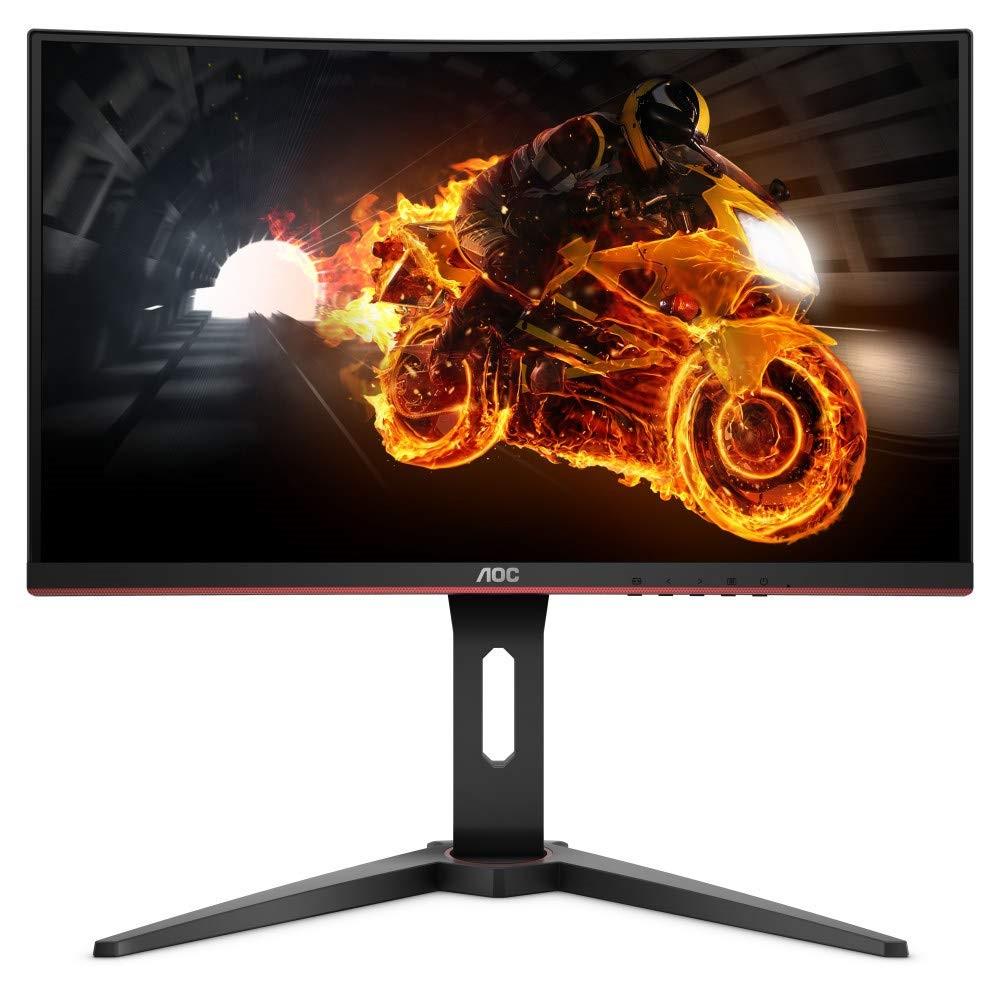 Màn hình LCD AOC C27G1 (Đỏ đen)