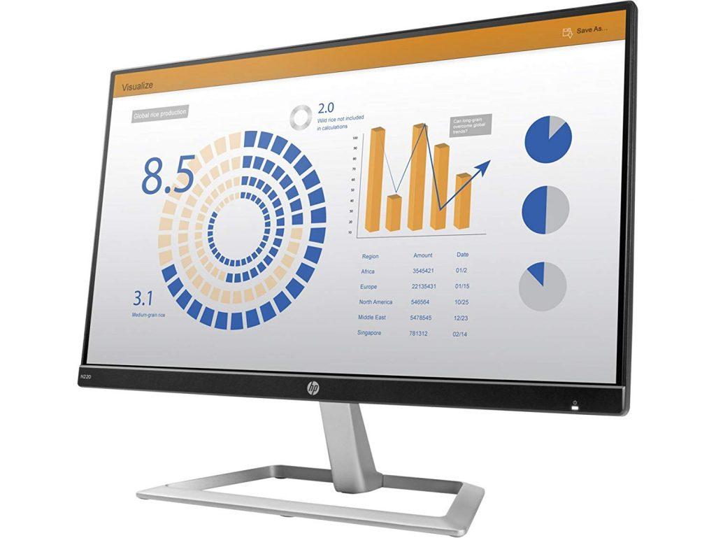 Màn hình LCD HP 21,5'' N220 Y6P09AA
