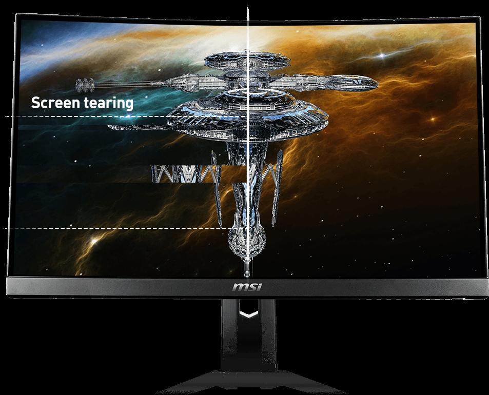 Màn hình LCD MSI 27 inch Optix MAG271CR