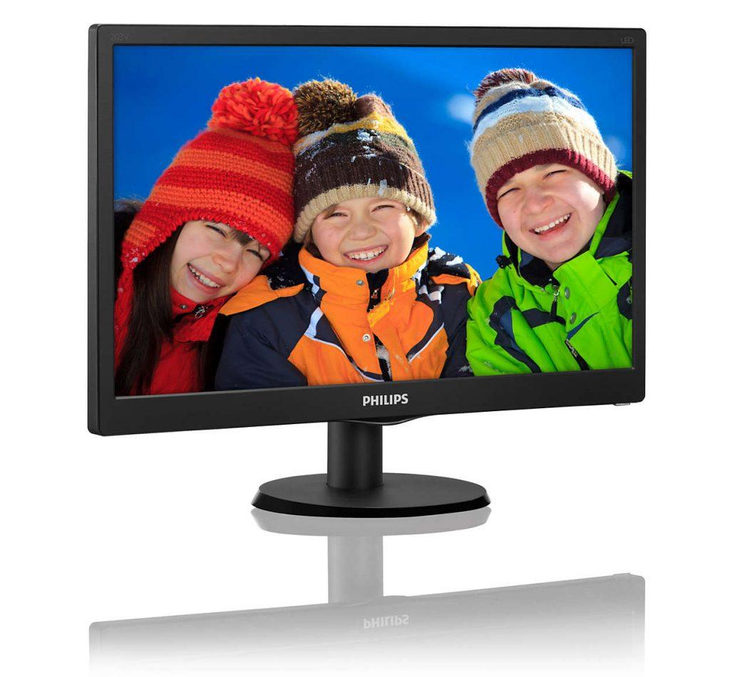 Màn hình LCD Philips 19,5'' 203V5LSB2/97