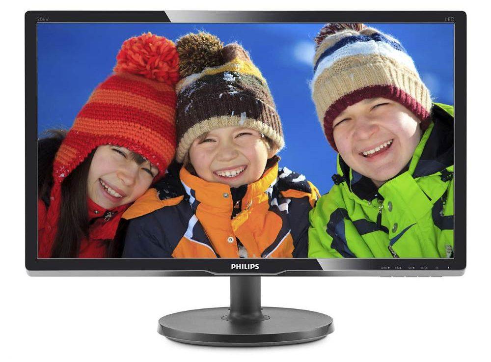 Màn hình LCD Philips 19,5 inch 206V6QSB