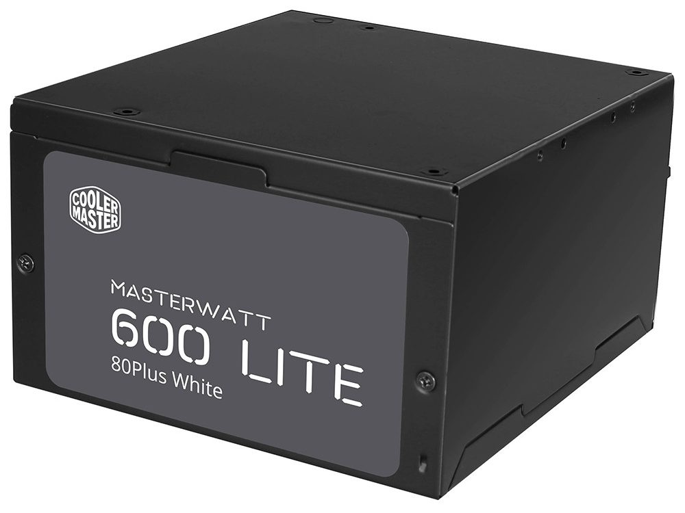 Power Cooler Master Masterwatt Lite 600W