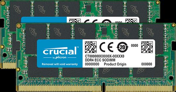 RAM laptop DDR4 Crucial 8GB (2400) - CT8G4SFS824A