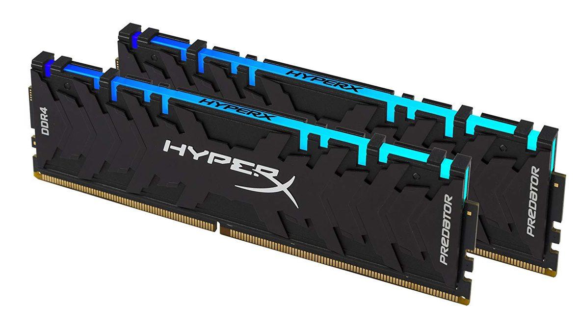 Ram Kingston HyperX Predator 16GB (2x8GB) DDR4 3200 (HX432C16PB3AK216)