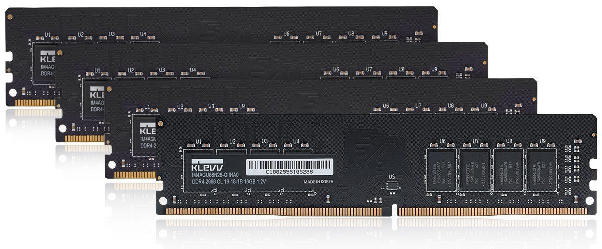 Ram Klevv U-DIMM8GB DDR4 2666 (IM48GU88N26)