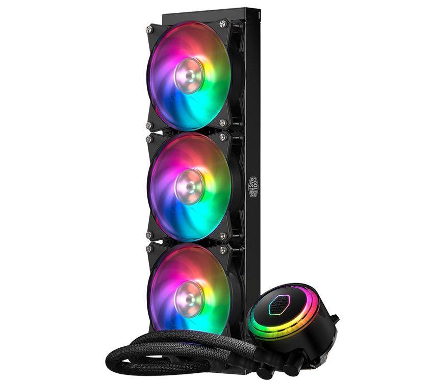 Tản nhiệt AIO CPU CM Masterliquid ML360R RGB