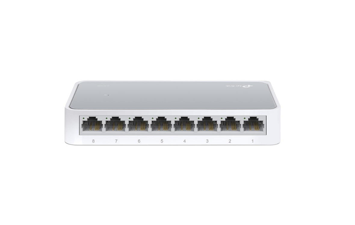 Switch Tenda 16P TEG1016D 16-Port Gigabit