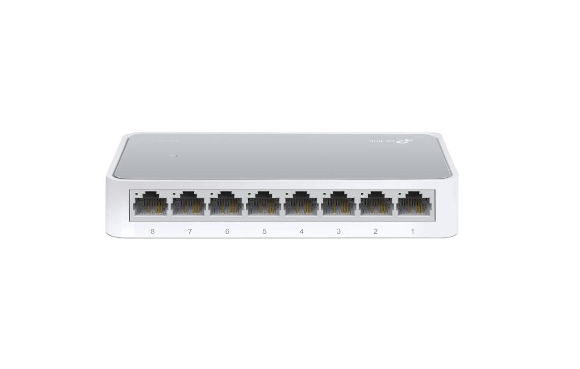 Switch Tenda 16P TEG1016D 16-Port Gigabit