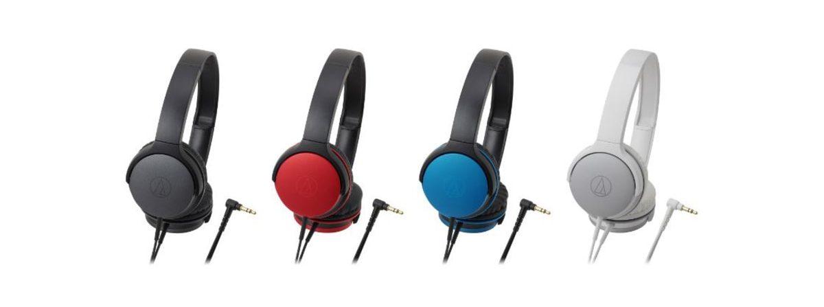 Tai nghe Audio Technica ATH-AR1iSBL (Xanh)