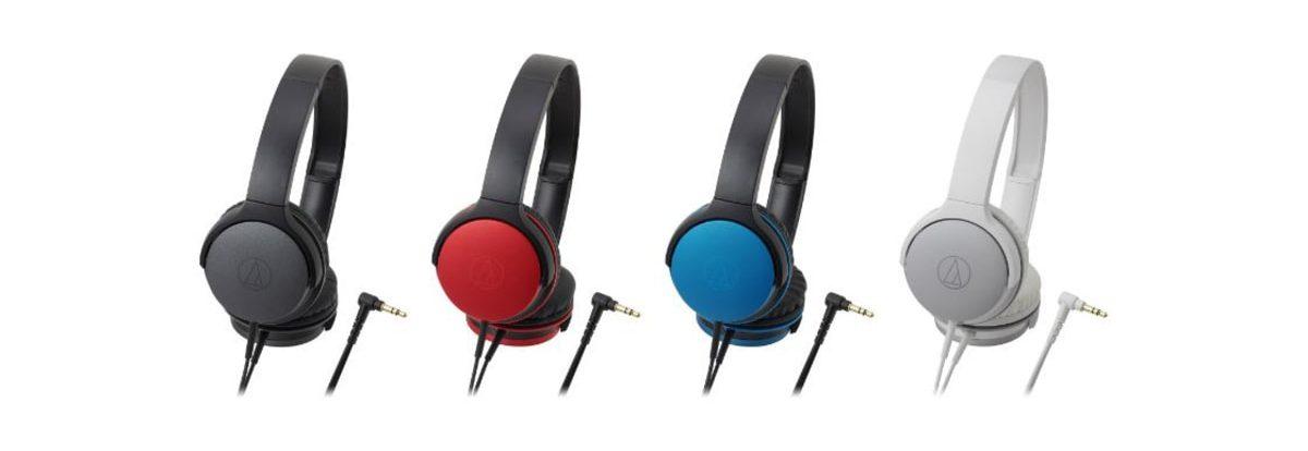 Tai nghe Audio Technica ATH-AR1iSRD