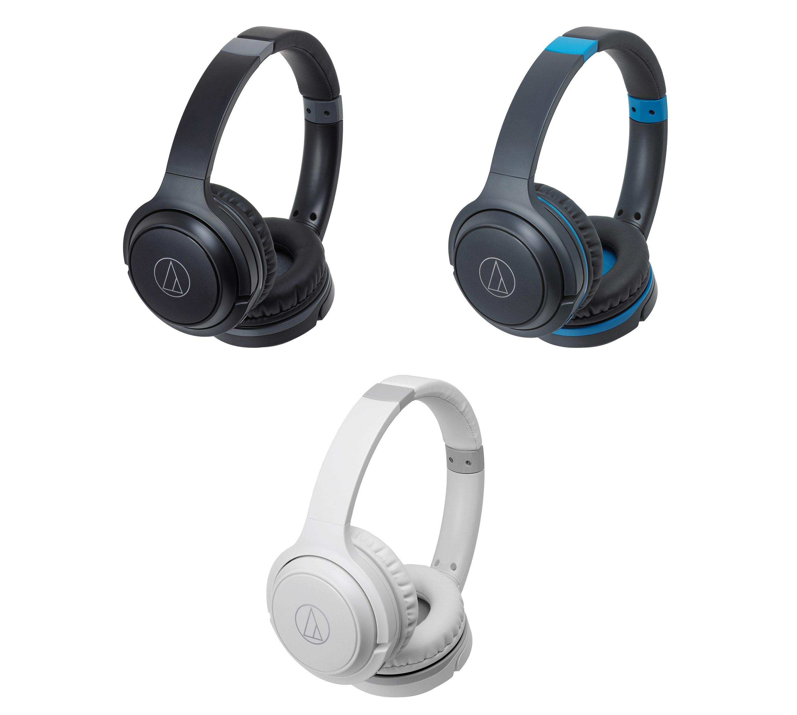 Tai nghe Audio Technica ATH-S200BTBK (Đen)