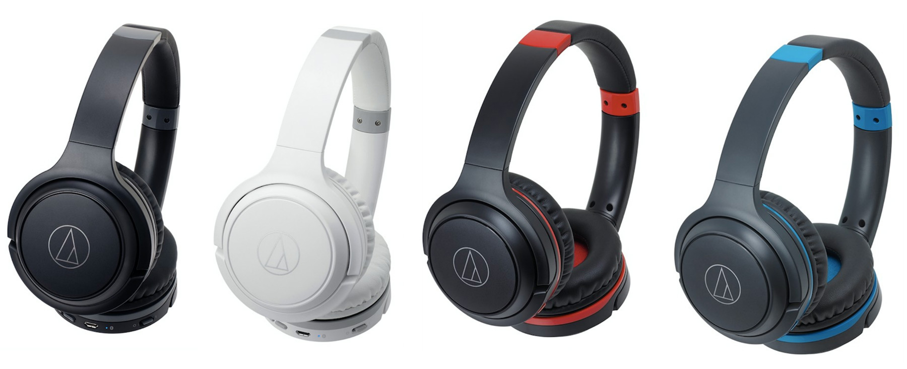 Tai nghe bluetooth Audio Technica ATH-S200BTRD