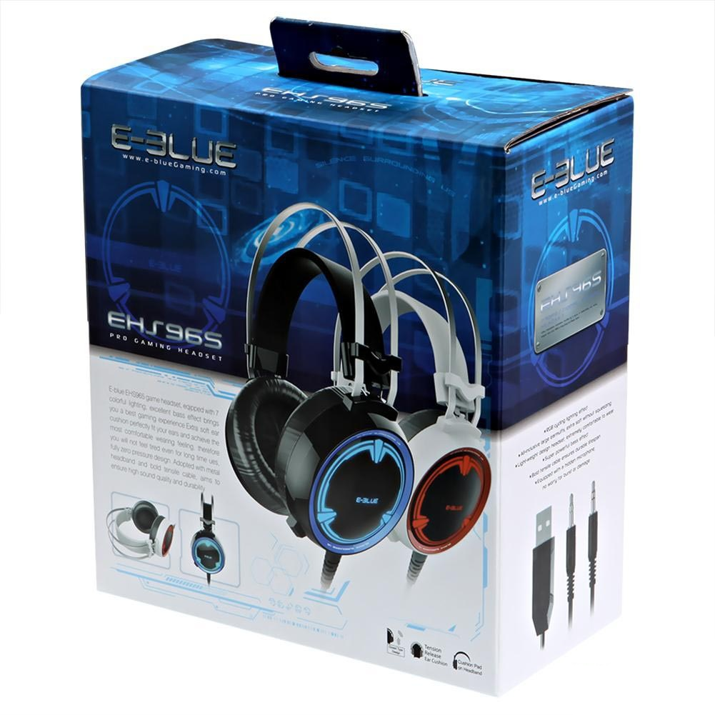 Tai ngheE-Blue EHS965BKAA-IU