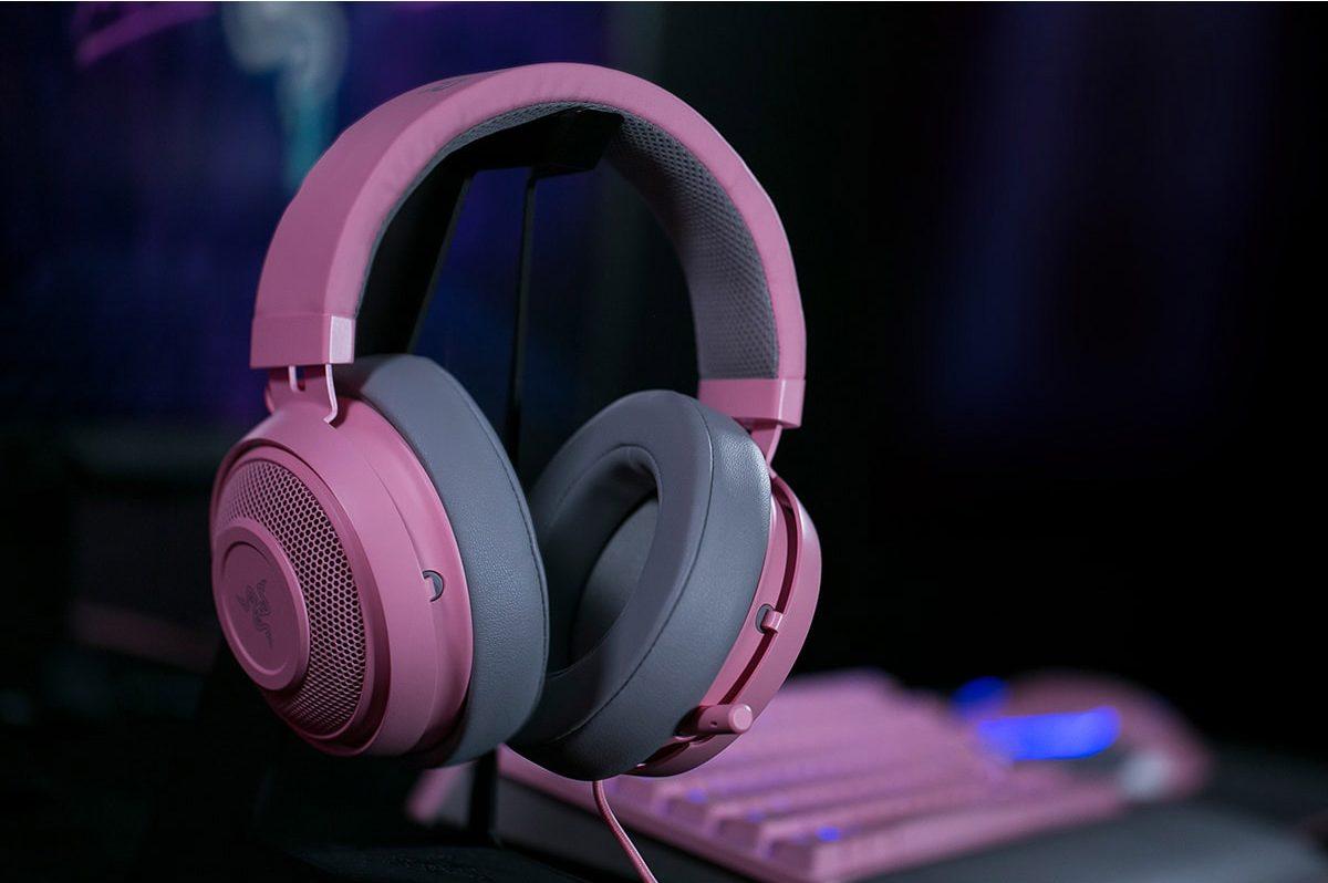 Tai nghe Razer Kraken Pro V2 Quartz Edition Analog Gaming (RZ04-02050900-R3M1)