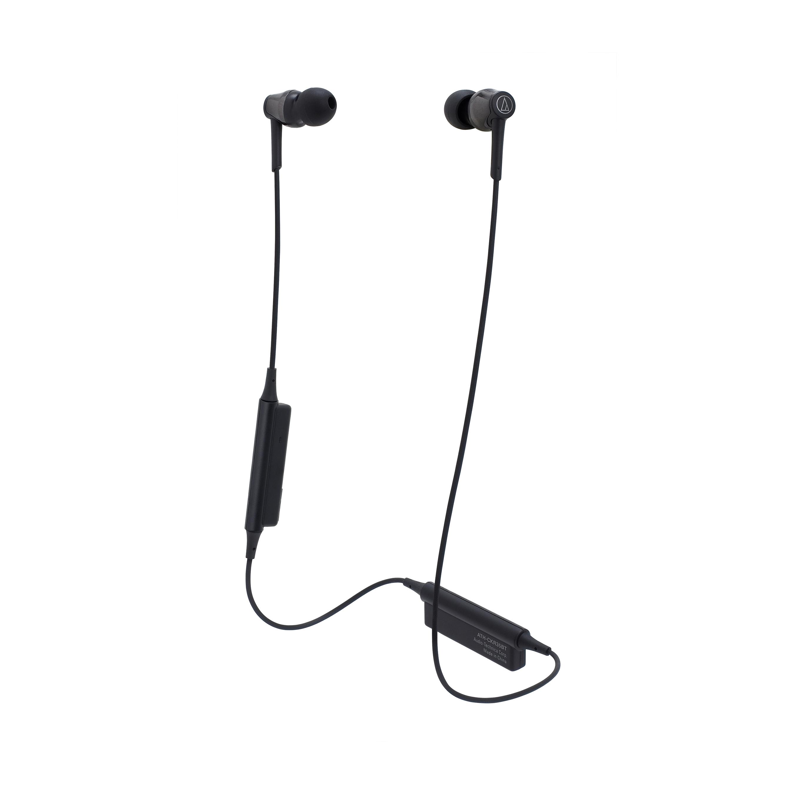 Tai nghe bluetooth Audio Technica ATH-CKR35BTBK