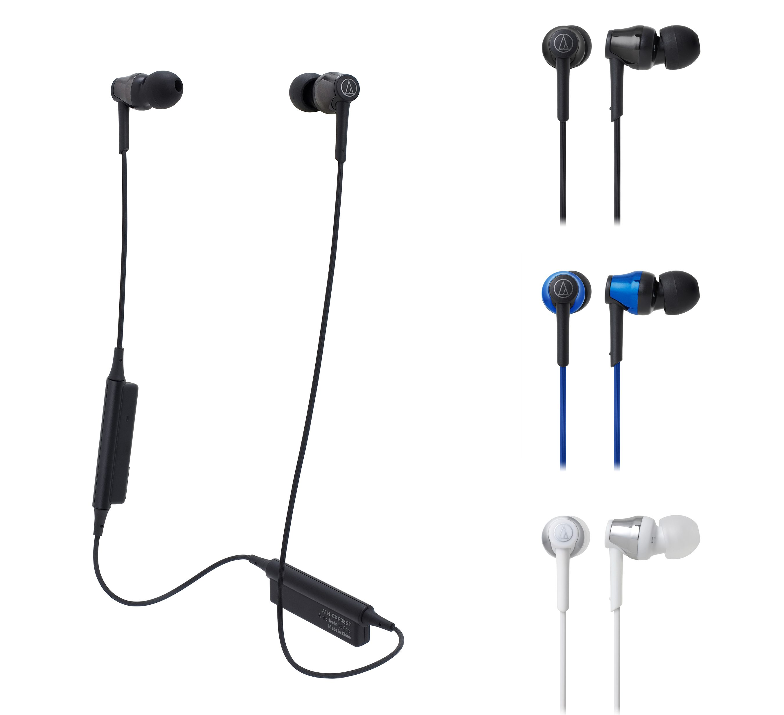 Tai nghe bluetooth Audio Technica ATH-CKR35BTSV