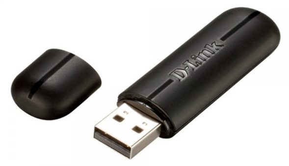 Thiết bị mạng D-Link DWA 123 USB