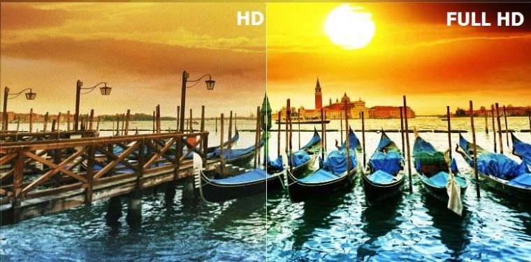 Tivi 40S6500 chất lượng hình ảnh Full HD