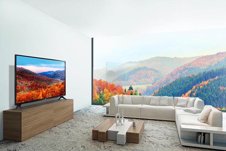 Tivi 43LK5000PTA thiết kế phù hợp với nhiều không gian phòng