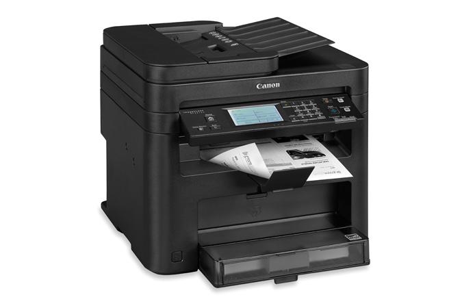 khay nạp giấy tự động lớn của máy in MF237w